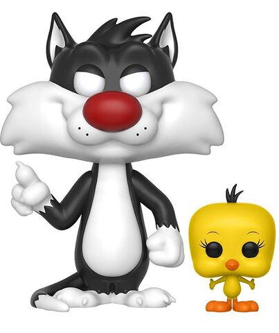 Figurine Funko Pop! N°309 - Looney Tunes - Titi et Grosminet