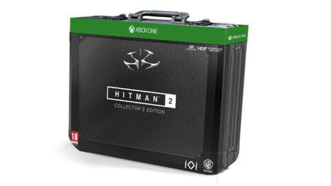 Hitman 2 Edition Collector