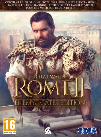 Total War Rome 2 Enemy At The Gates Edition