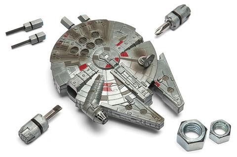 Kit d'outils - Star Wars - Faucon Millenium - Exclusif Micromania - GameStop