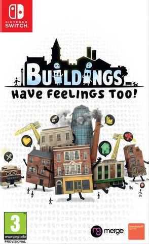Buildings Have Feelings Too !