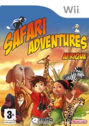 Safari Adventures, Afrique