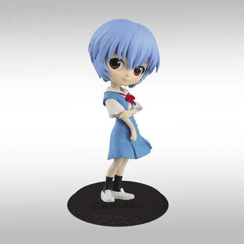 Figurine Q Posket - Evangelion Movie - Rei Ayanami Version A
