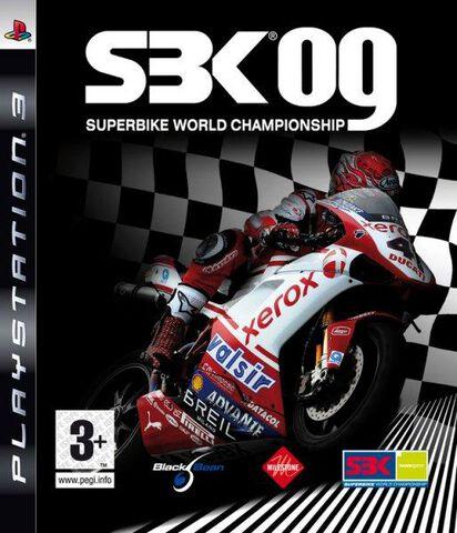 Sbk 09, Superbike World Championship