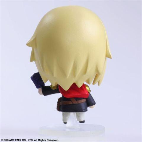 1 Figurine Mystère - Final Fantasy Trading Arts Kai - Vol.1