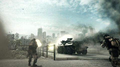 Dlc Battlefield 3 Back To Karkand