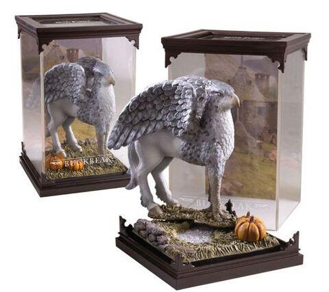 Statuette - Harry Potter - Créatures Magiques - Buck L'hippogriffe