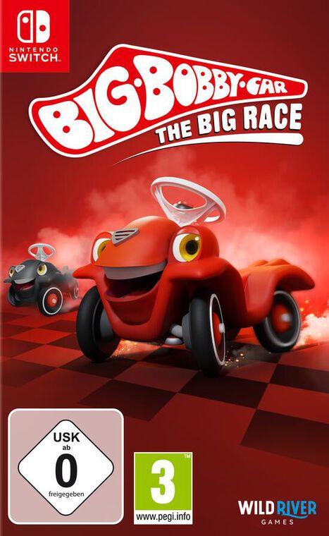 Big Bobby Car Big Race