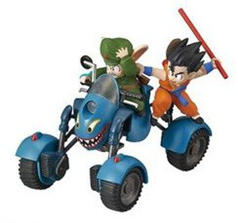 Maquette Mecha Collection - Dragon Ball Vol.6 - Buggy d'Oolong