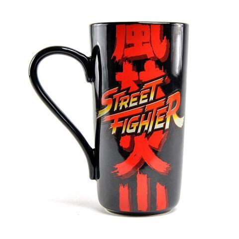 Mug - Street Fighter - Latte Ryu