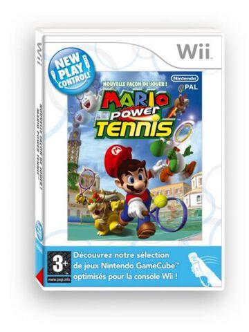 Nouvelle Facon De Jouer, Mario Power Tennis