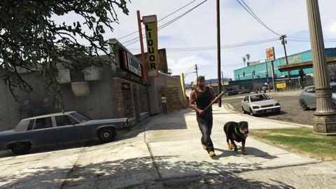 DLC - Grand Theft Auto V - Red Shark