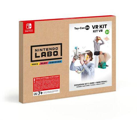 Nintendo Labo Kit Vr Ensemble Additionnel 2