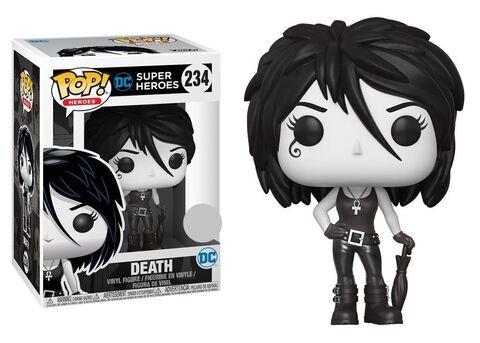 Figurine Funko Pop! N°234 - DC Comics - Death