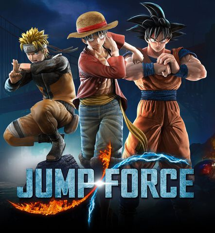 Jump Force - DLC : Characters Pass - Version digitale