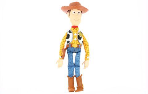 Figurine - Toy Story - Shérif Woody Parlant (fr) - Exclusivité Micromania-Zing