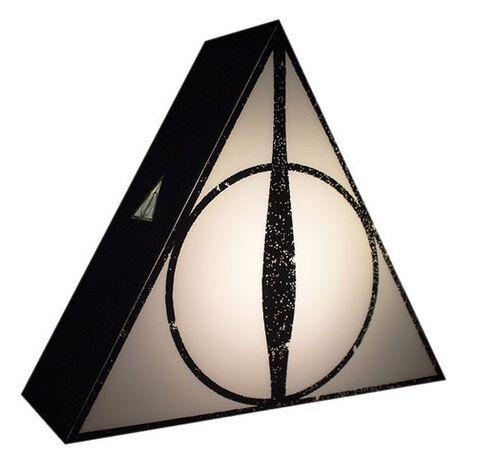 Lampe - Harry Potter - Reliques De La Mort (avp Gs)