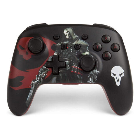 Manette Sans Fil Switch Overwatch Reaper