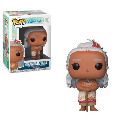 Figurine Funko Pop! N°418 - Vaiana - Grand-mère Tala