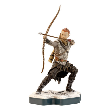 Figurine Totaku N°08 - God of War - Atreus - Exclusivité Micromania-Zing