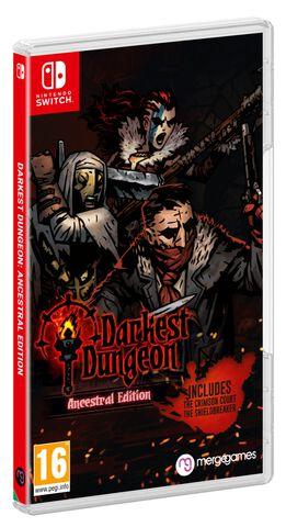 Darkest Dungeon Crimson Edition