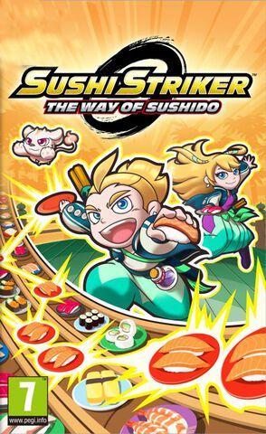Sushi Striker The Way of Sushido - Jeu complet - Version digitale