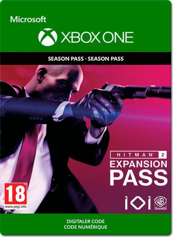 Hitman 2 - Season Pass - Version digitale