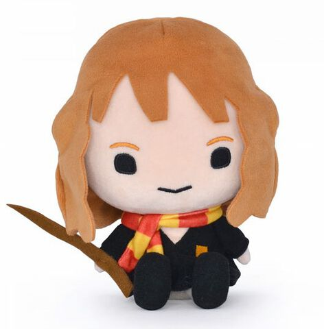 Peluche - Harry Potter - Chibi Hermione Granger 20 Cm