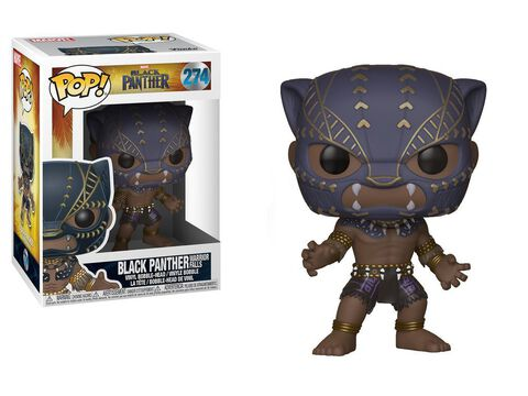 Figurine Funko Pop! N°274 - Black Panther - Black Panther Guerrier