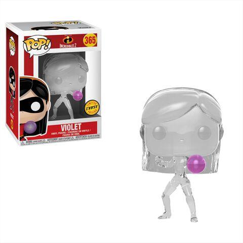Figurine Funko Pop! N°365 - Les Indestructibles 2 - Violet (c)