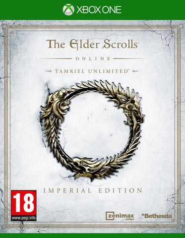 The Elder Scrolls Online : Tamriel Unlimited Imperial Edition