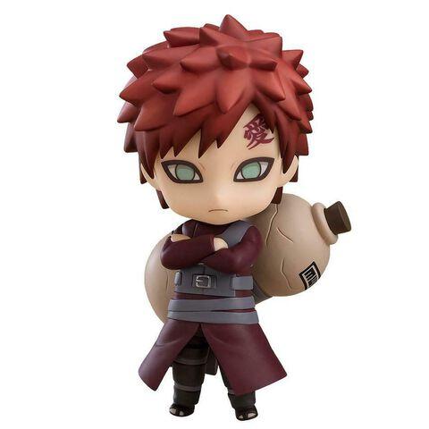 Figurine - Naruto Shippuden - Nendoroid Gaara