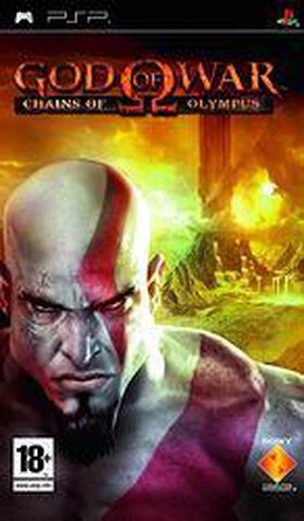 God Of War, Chains Of Olympus