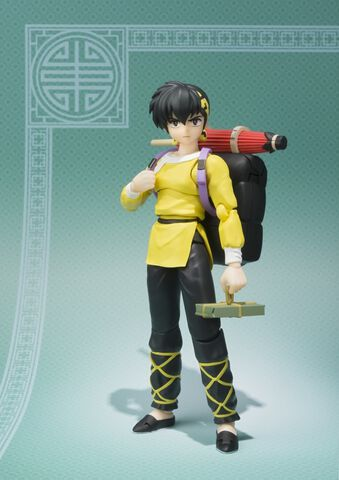 Figurine Sh Figuarts - Ranma 1/2 - Ryoga Hibiki