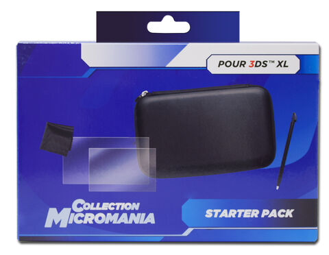 Pack Essentiel Micromania Collection 3ds Xl/n3ds Xl/n2ds Xl