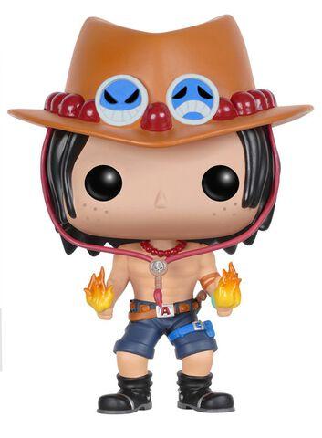 Figurine Funko Pop! N°100 - One Piece - Portgas D. Ace