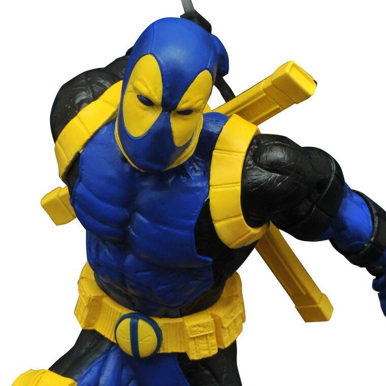 Statuette Diamond Select - Marvel Gallery - Deadpool /w Costume de X-Men