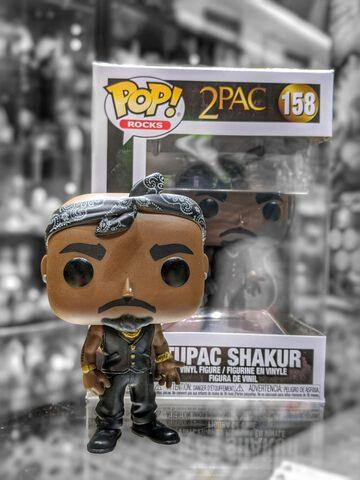 Figurine Funko Pop! N°158 - Tupac