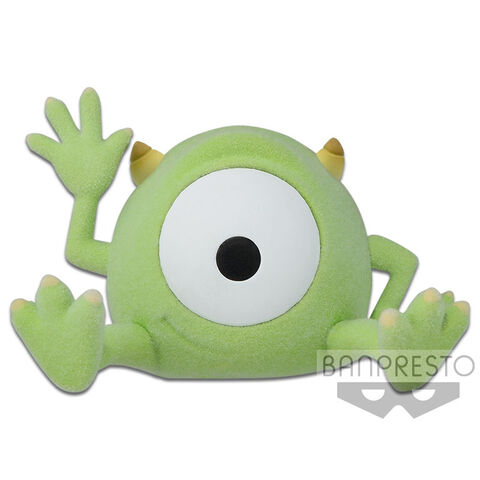 Figurine Pixar Character - Monster  & Cie - Fluffy Puffy Petit - Mike