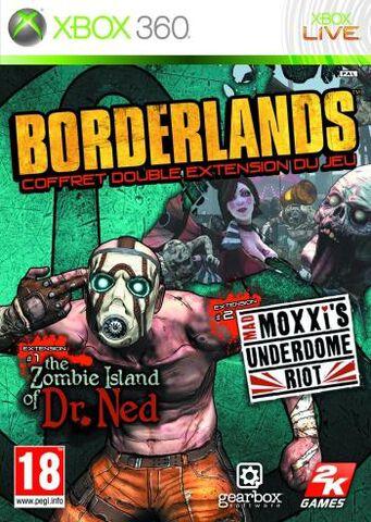 Borderlands Coffret Double Extension