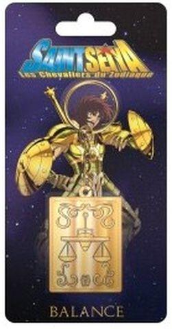 Porte-clé Saint Seiya Balance