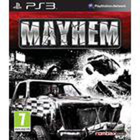 Mayhem : Destruction Derby