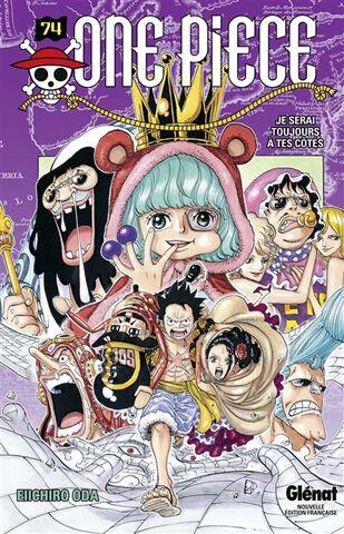 Manga - One Piece - Edition Originale Tome 74