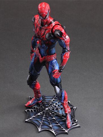 Figurine - Marvel Comics - Variant Play Arts Kai - Spider-man