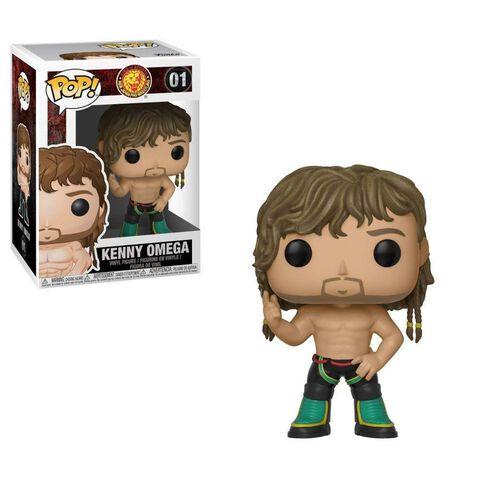 Figurine Toy Pop N°01 - Wrestling - Bullet Club Omega