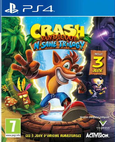 Crash Bandicoot N.sane Trilogy 2.0
