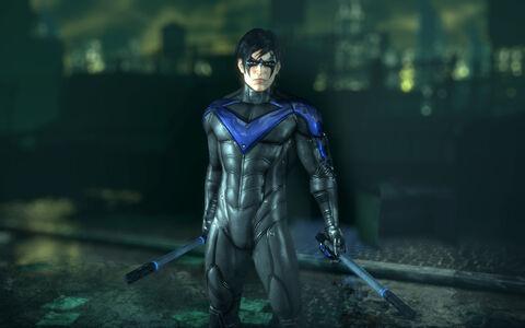 DLC - Batman : Arkham City - Pack Nightwing