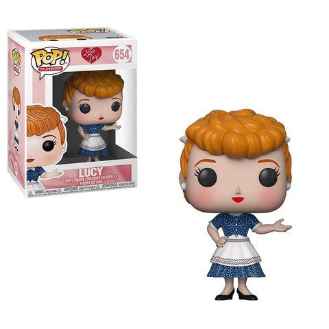 Figurine Funko Pop! N°654 - I Love Lucy - Lucy