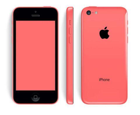 Iphone 5c 16gb Sfr Rose / Bon Etat
