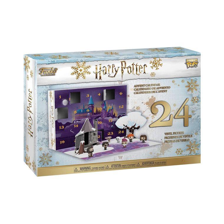 Calendrier de l'Avent - Harry Potter - Le Monde des Sorciers